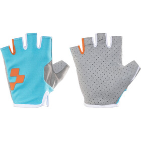 Cube Performance Gloves Shortfinger blue'n'nectarine